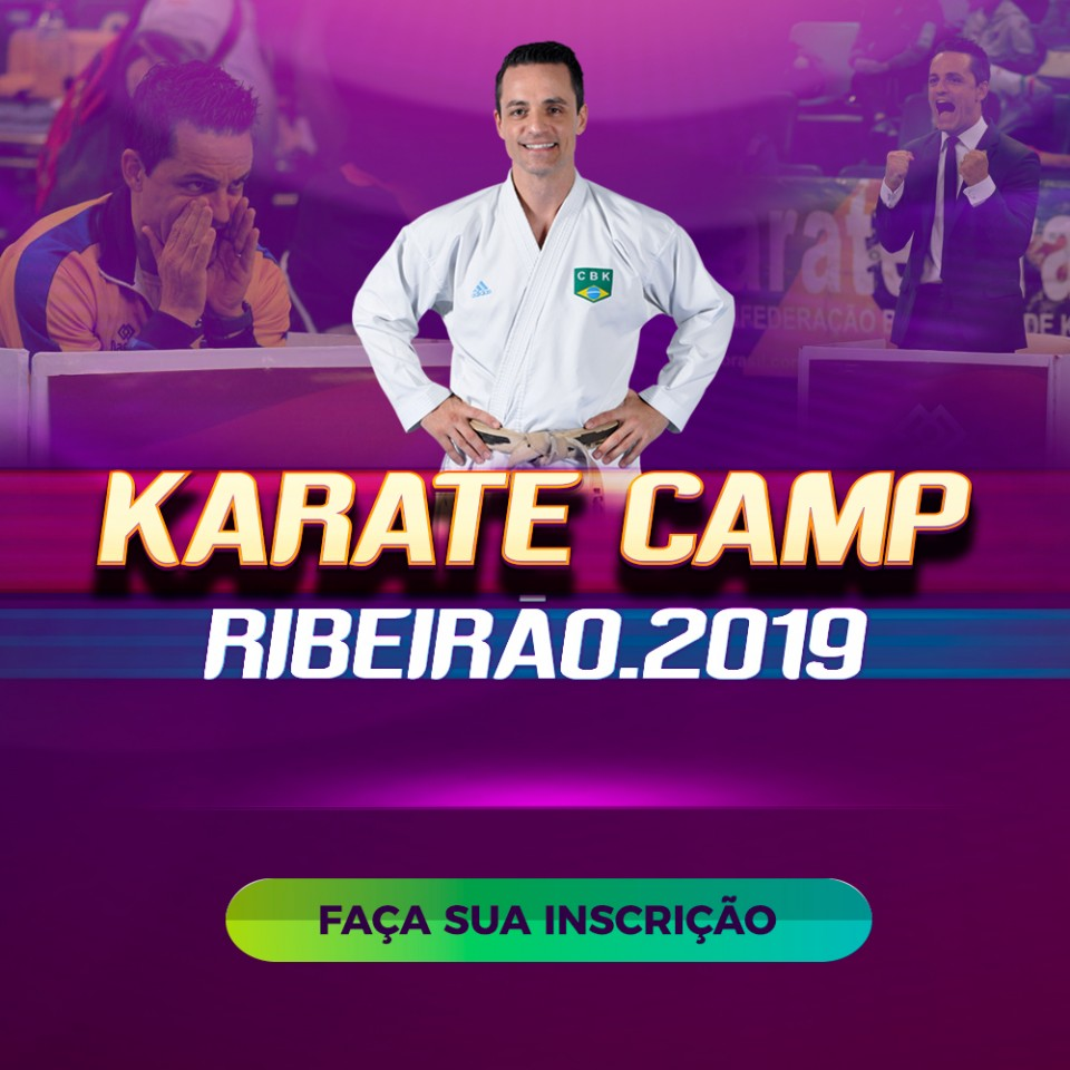 Karate Camp Ribeirão 2019 - Instituto Ricardo Aguiar